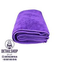 SGCB MF Towel - микрофибра без оверлока 40*60см 400 г/м2,фиолетовая