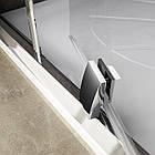 Душевые двери поворотные Ravak Pivot PDOP2 Transparent двухэлементные, фото 2