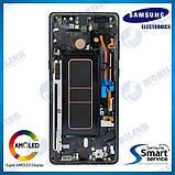 Дисплей на Samsung N950 Galaxy Note 8 Чёрный(Black),GH97-21065A, Super AMOLED!, фото 2