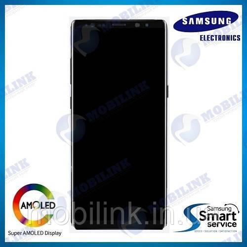 Дисплей на Samsung N950 Galaxy Note 8 Серый(Grey),GH97-21065C, Super AMOLED!