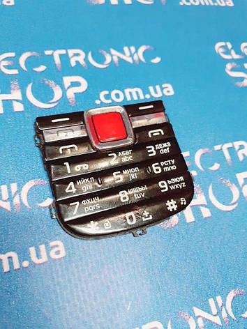 Кнопки s-tell s3-02 оригінал б.у, фото 2