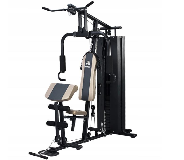 Силовой тренажер, силовая станция Atlas Sport 3800 нагрузка 65 кг, многофункциональный