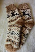 Теплі шерстяні жіночі носки.