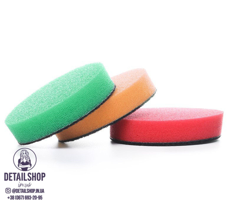 """SGCB Foam Pad set 1.6"""" Набір міні гуртків для полірування 40 мм (4 шт)"""