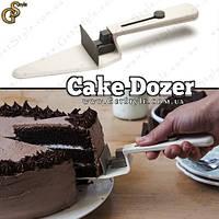 """Лопатка для торта Экскаватор - """"Cake Dozer"""""""