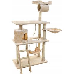 Домик с когтеточкой для кошек XL