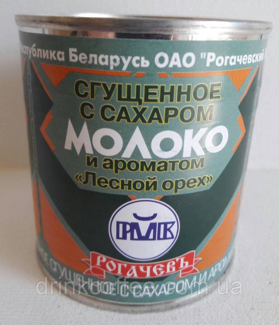 """Молоко сгущенное с сахаром """"Лесной орех"""", Беларусь, 380г"""