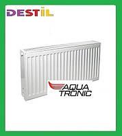 Стальной Панельный Радиатор AquaTronic 11 Класс 500x500 Боковое Подключение