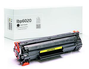 Картридж совместимый Canon i-Sensys LBP-6020 (LBP6020), стандартный ресурс (1.600 копий) аналог от Gravitone