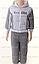 Костюм для мальчика, тройка на флисе, Турция ,Babexi, рр. 86, 92 арт. 5586,, фото 4