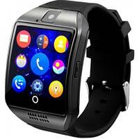 Умные смарт часы Smart Watch Q18 Black