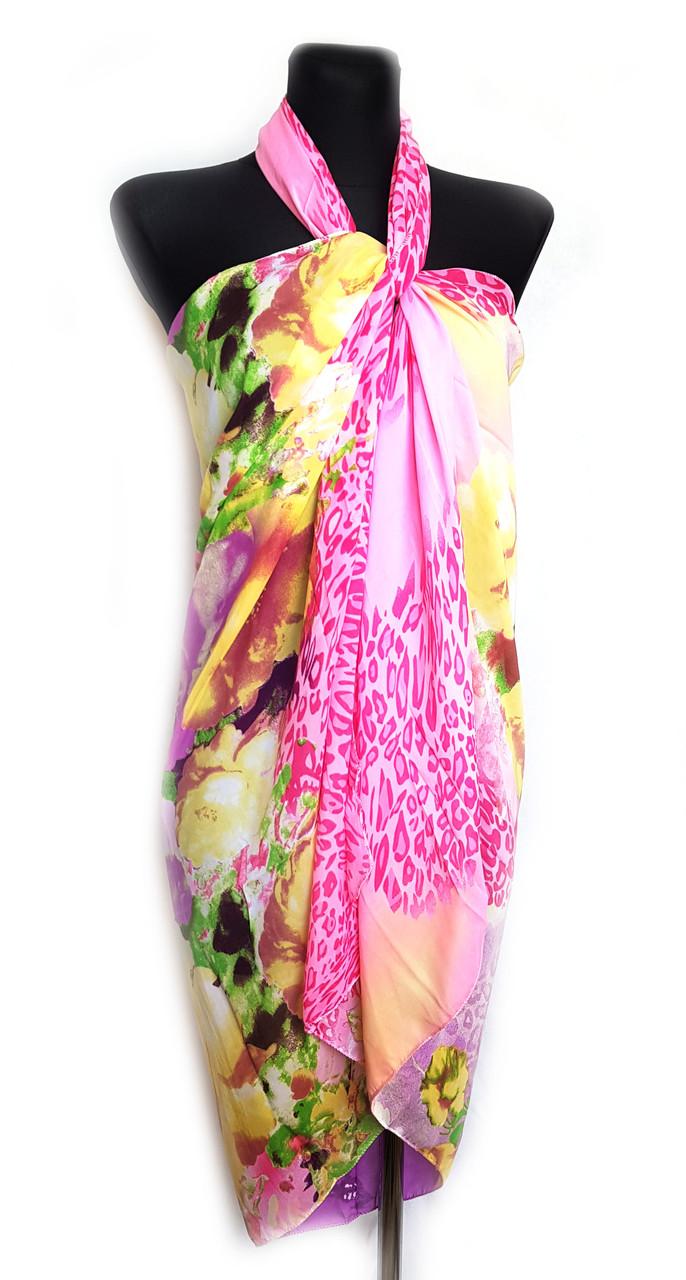 Парео пляжный платок, опт 80 грн.