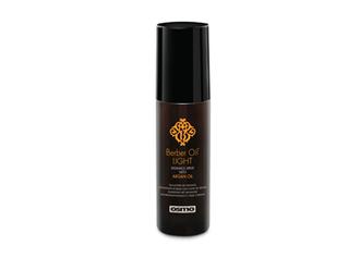 Аргановое масло для сухих поврежденных волос волос Osmo Berber oil light radance spray 125мл 61092