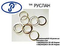 Шайба уплотнительная 4х14х1,5 алюминий (клапан распределителя) (100шт.)