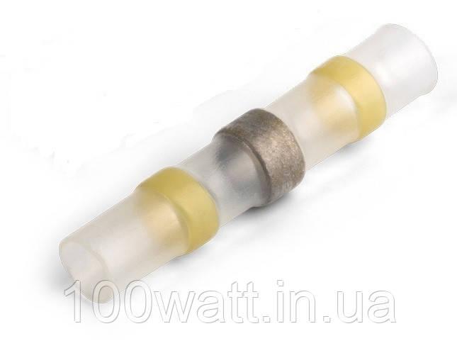 Гильза соединительная изолированная с термоусадкой и припоем 5,5 мм ST 924