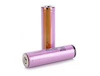 Аккумулятор литиевый Samsung 18650 2600 mAh Protected с защитой