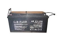 Аккумуляторная батарея гелевая ALVA battery AS12-150