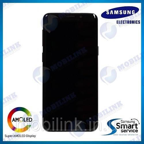 Дисплей на Samsung G960 Galaxy S9 Фиолетовый(Purple),GH97-21696B, Super AMOLED!