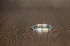Переходное кольцо, адаптер М42 - Nikon (сер. метал.) Pixco