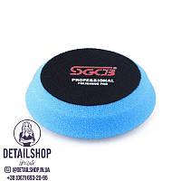 SGCB Полировальный круг полутвердый синий 100/75 мм