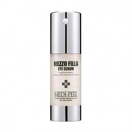 Концентрированная пептидная сыворотка для глаз Medi-Peel Mezzo Filla Eye Serum 30 мл., фото 2