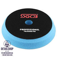 SGCB Полировальный круг полутвердый синий 150/125 мм