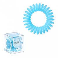 Резинка - браслет Invisi Bobble Голубая