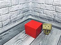 *10 шт* / Коробка для 1-ого кекса / 100х100х90 мм / печать-Красн / б.о. / лк