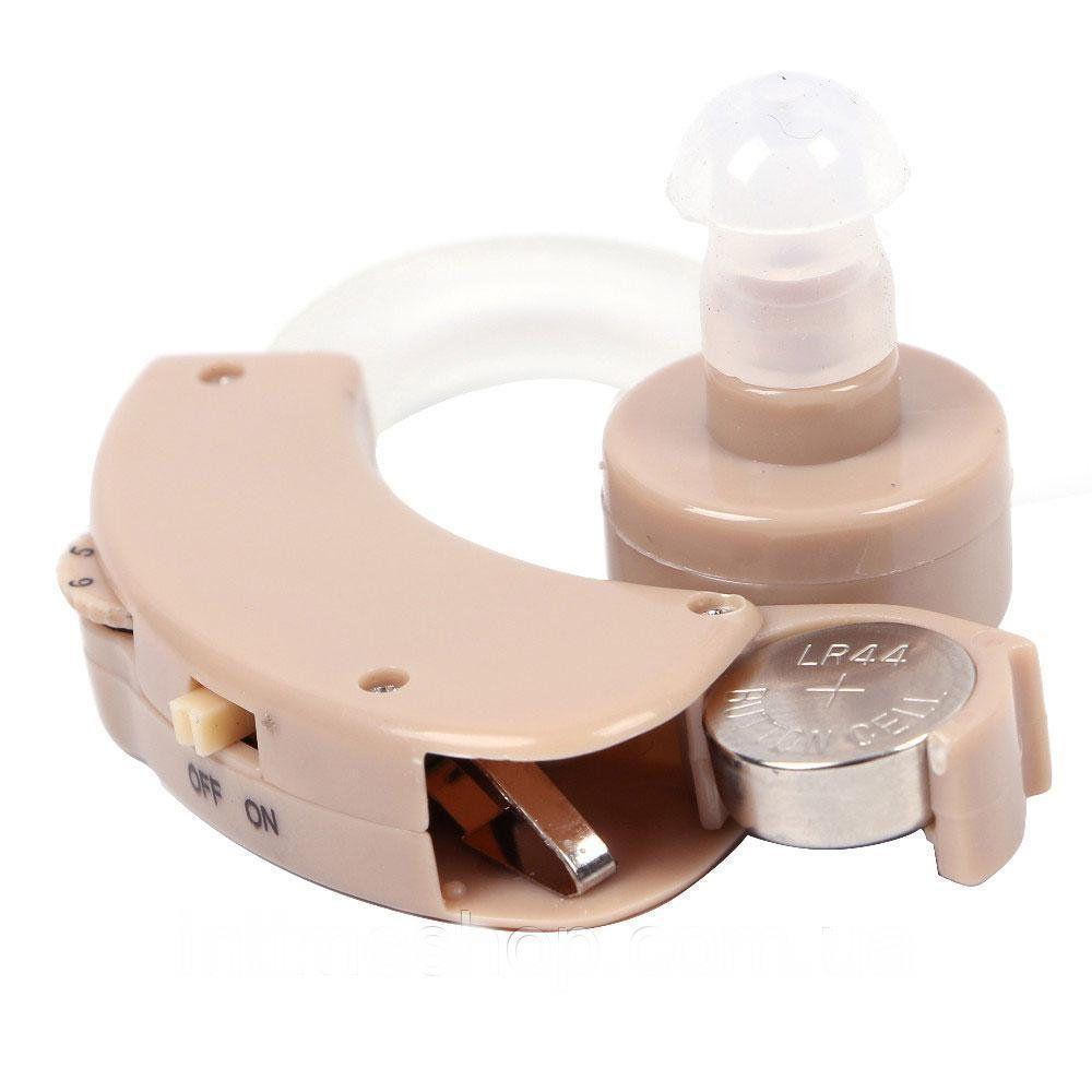 Слуховой апарат, Cyber Sonic (Киберсоник), усилитель громкости, аппарат для слуха