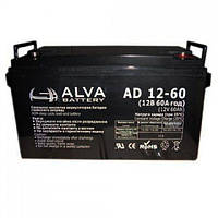 Аккумуляторная батарея ALVA battery AD12-60 AGM
