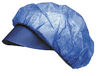 Шапочка полипропиленовая с козырьком Vapi Peak, голубая, Cerva