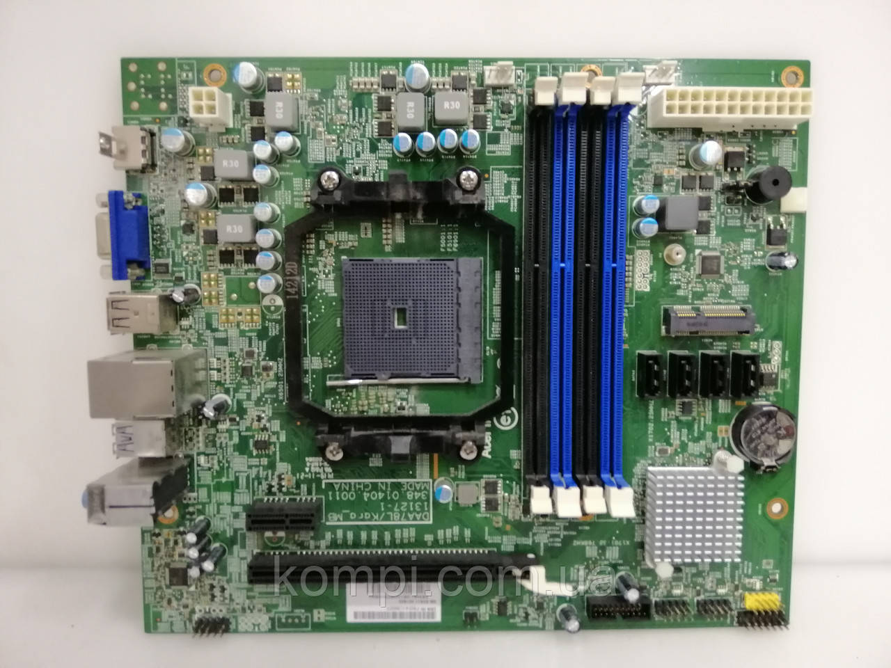 Материнская плата ACER DAA78L-Kara_MB (AMD A88X FCH)  FM2+ DDR3