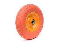 PU 4.00-6 колесо пенополиуретановое диаметр 340 мм, нагрузка 180 кг