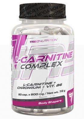 Л-Карнитин Trec Nutrition L-Carnitine Complex 90 caps