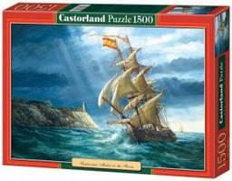 Пазл Морской Парусник на 1500 элементов