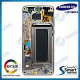 Дисплей на Samsung G955 Galaxy S8+/Plus Золото(Gold),GH97-20470F, Super AMOLED!, фото 2