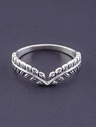 077372-180 Кольцо 'Pandora style'  Серебро(925)