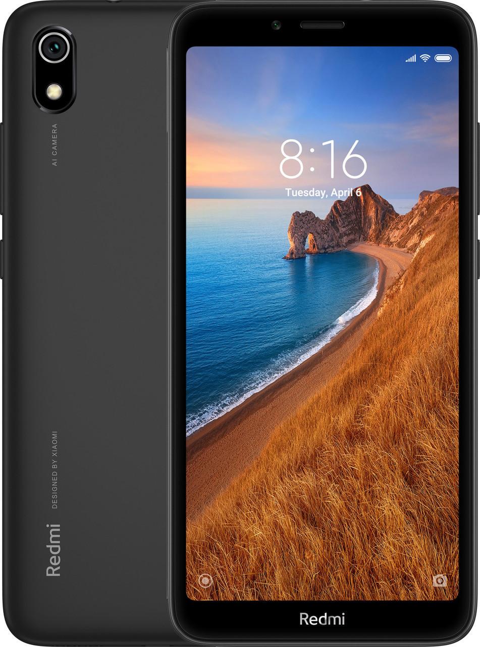 Xiaomi Redmi 7A 2/32Gb Black (GLOBAL) Гарантия 1 Год