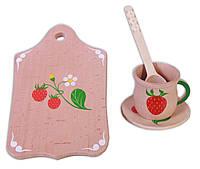 Набор детской посуды  HEGA    Я - САМЕНЬКА!, фото 1