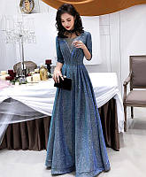 Очень красивое платье,  выпускное платье. Вечернее платье. Платье в пол