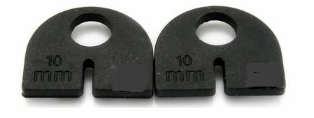 KLC-05-08-07-S10 Прокладка для стекла 10 мм