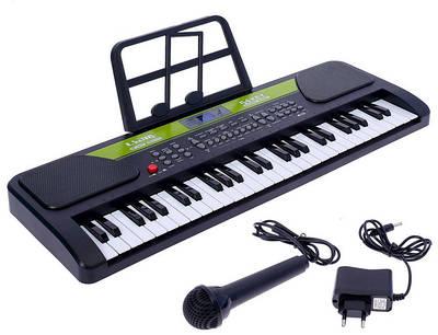 Детские синтезаторы и музыкальные инструменты