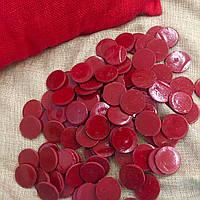 Сургучные таблетки красные(100шт)