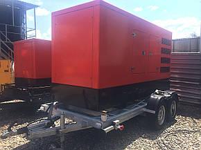 Оренда дизельного генератора HIMOINSA HIW-160 Т5 (127 кВт), фото 2