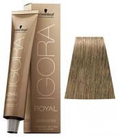 9-10 Краска для седых волос Schwarzkopf Professional Igora Royal Absolutes - Блондин сандрэ натуральный - 60мл