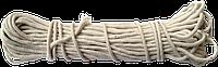 Шнур плетений бавовняний 3,0 мм * 20 м