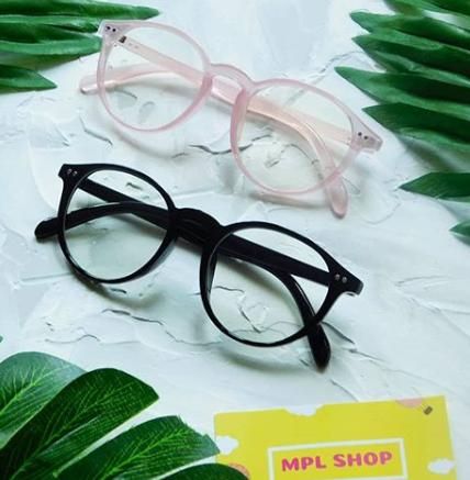 Имиджевые очки Nikki розовые