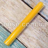 Полимерная глина Пластишка, №0106 желтый HR, 17 г / Полімерна глина Пластішка, №0106 жовтий HR, 17 г