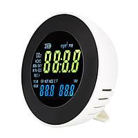 Термогигрометр-измеритель CO2 HT-501