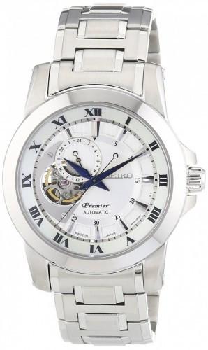 Мужские часы Seiko Premier Automatic SSA213J1 -JAPAN-